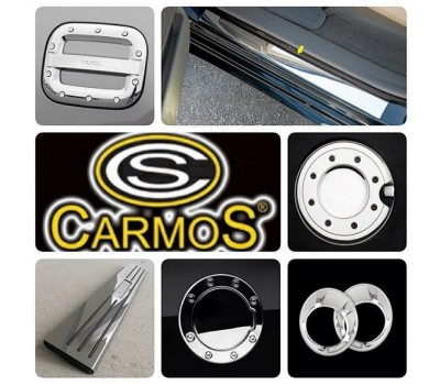 Накладки на вторец ручки Toyota Corolla -2013 Carmos (6458249)