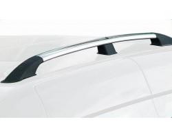 Рейлинги Renault Kangoo Maxi 2008- /Хром /Abs DDTS (DDCNR71)