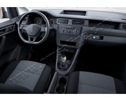 Рукоятка КПП VW Caddy (2004-2015) (алюминий) OMSALINE (7520002)