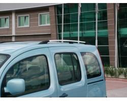 Рейлинги Renault Kangoo 2008- /Хром /Abs DDTS (DDCNR68)