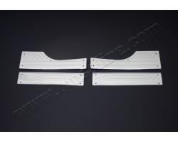 Накладки на внутренние пороги Fiat Doblo (2010-) 4шт OMSALINE (2524094)