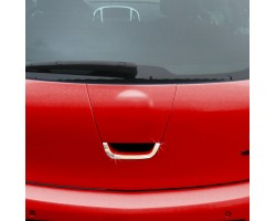 Накладка на заднюю ручку Opel Astra J Hb -2009 Carmos (6458118)