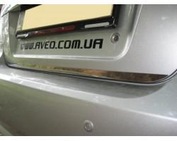 Кромка багажника Chevrolet Aveo Sd 2006-2011 Carmos (6452912)