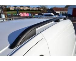 Рейлинги Citroen Berlingo/Peugeot Partner (2008-) /огигинальн Crown, Черные Can Automotiv (CIBE.73.0429)