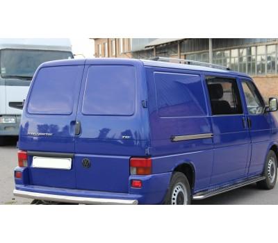 Рейлинги Volkswagen Т4 /длинн.база /Хром /Abs/Крепление клей DDTS (DDCNR91)