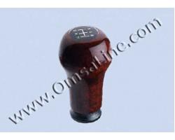 Fiat Doblo (2006-) Рукоятка КПП (дерево) OMSALINE (2520501)