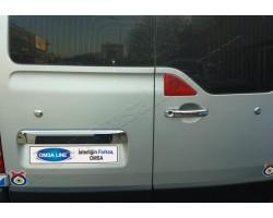 Заглушки крышки багажника Renault Master/Opel Movano/Nissan NV400 (2010-) 4шт OMSALINE (6123061)