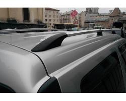 Рейлинги Dacia Logan MCV 2004-2012/ВАЗ Largus 2011- /Хром /Abs DDTS (DDCNR02)