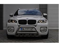 Кенгурятник BMW X5-X6 E71 (2007-2014)