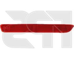 Отражатель заднего бампера Mazda 6 (GH) 2007-2010 правый Sport 3476 F16-E FPS