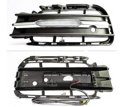 Ходовые огни VW Touareg 2010- AVTM (LED1243)