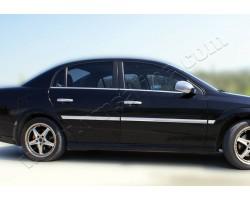 Дверные ручки 4-дверный Opel Vectra C Sedan/SW (2002-2008) OMSALINE (5206041)