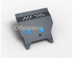Защита картера (без крепления) NISSAN Qashqai (2014-) 1.2 бензин, вариатор/ Novline