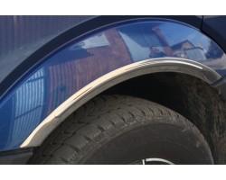 Накладки колесных арок 4шт Mercedes Sprinter W906/Volkswagen Crafter (2006-) Carmos (6454431)