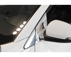 Накладка на уголок под зеркало 4шт Chevrolet Cruze (2009-) Clover (AC B420)