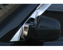 Накладка на уголок под зеркало 4шт Hyundai Tucson (2004-) Clover (AC B403)