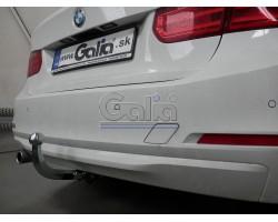Фаркоп BMW 1-серии /3-серии (11-) седан, универсал /подрез,модуль автомат Galia (B0215c)