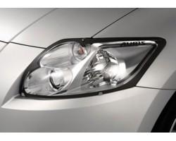 Защита фар Chevrolet Aveo 2005- sed (EGR) EGR7108