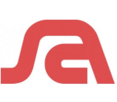 Дефлекторы окон (ветровики) Nissan Navara 2005-2013 темные 4 шт. EGR (92463026B)