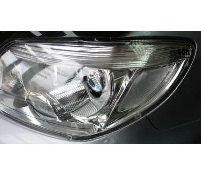 Защита фар Subaru Forester 2006-2007 прозрачная EGR (237050)