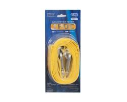 Трос буксир ST1004/ТР-202-3-2 3т лента 47мм х 4.5м желтый/карабин/блистер Vitol