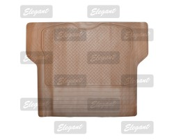 Коврик в багажник бежевий EL 215021