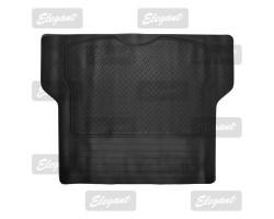 Коврик в багажник чорний EL 215019
