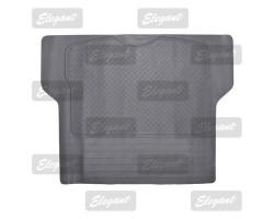 Коврик в багажник серый EL 215020