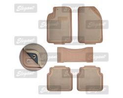 Ковры ALL-SEASONS 5 шт комплекте бежевые EL 215018