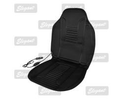 Накидка на сиденье Elegant с подогревом черная 12V 35/45W размер:100*50см EL 100 576