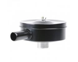 Воздушный фильтр для компрессора металлический корпус PT-0040/PT-0050/PT-0052 INTERTOOL PT-9074
