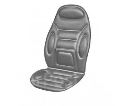 Накидка на сиденье с подогревом серая высокая 12В Дорожная карта