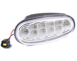 Фара дневного света LAVITA LED, DAEWOO LANOS, правая сторона (HY-276A-R LED)