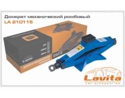 Домкрат механический LAVITA 1,5 т 110-360 мм упаковка - картон (LA 210115)