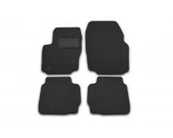 Коврики в салон HONDA Civic седан АКПП 2012->, сед., 4 шт. (текстиль) Novline (EXP.NLT.18.26.11.110kh)