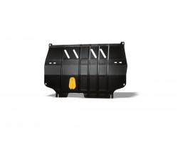 Защита картера CHEVROLET Spark (2010-) 1,0/1,2 бензин МКПП/АКПП Novline (NLZ.08.04.021 NEW)