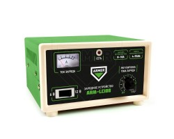 Зарядное устройство 10Amp 6/12V ручная регулировка ARMER (ARM-LC10B)