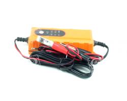Зарядное устройство 3.8Amp 6/12V микропроцессор, 5-ступ. зарядки
