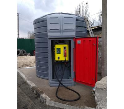 Автоматическая топливораздаточная колонка BarrelBox-ID с учетом топлива на ПК