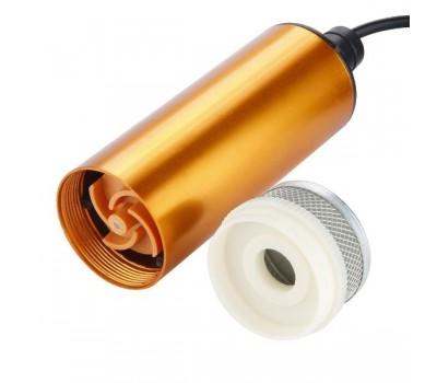 Насос топливоперекачивающий, погружной, с фильтром, в алюминиевом корпусе 50мм. REWOLT (RE SL017-12V)