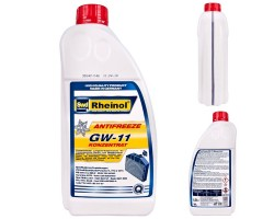 Антифриз Rheinol Antifreeze GW11 Konzentrat 1.5L