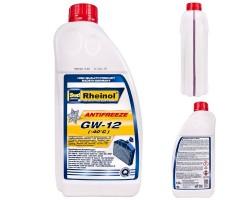 Антифриз Rheinol Antifreeze GW12 -40° C 1.5L