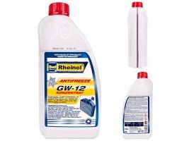 Антифриз Rheinol Antifreeze GW12 Konzentrat 1.5L