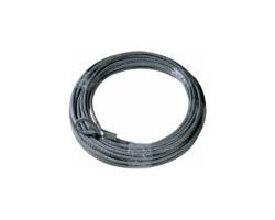 Трос для лебедки EW-8500 12V (7321201) 8,2ммх28,5м