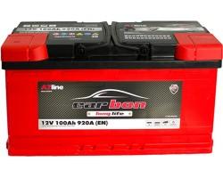 Аккумуляторная батарея 100 Ah CARBON (0) Euro