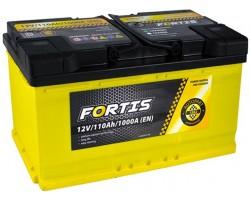 Аккумуляторная батарея 110 Ah FORTIS (0) Euro