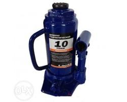 Домкрат бутылочный 10т H-200-385 Дорожная Карта (JNS-10)
