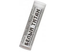 Белый Титан- сверхпрочная полимерная клей-шпатлевка с титановым наполнителем