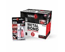 METAL BOND 20g Эпоксидный клей стального цвета