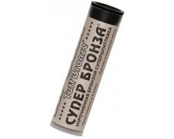 Супербронза - сверхпрочная полимерная клей-шпатлевка с бронзовым наполнителем
